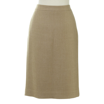 J. Crew Gonna longuette in beige