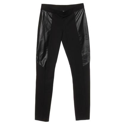 DKNY Legging van materiaal mix