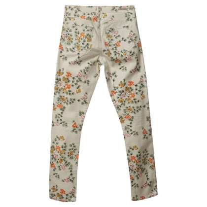 Citizens of Humanity Broek met bloemenprint