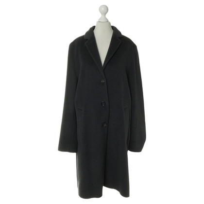 René Lezard Coat of wool and cashmere