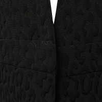 Barre Noire Evening jacket with Leo-print