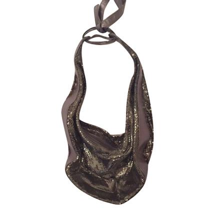 Chloé Handbag in silver grey