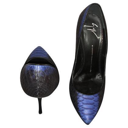 Giuseppe Zanotti Leather pumps