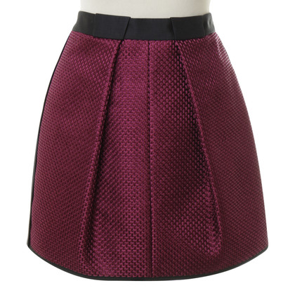 Balenciaga skirt in Fuchsia