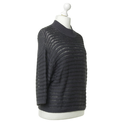 Cacharel Pullover in donkerblauw