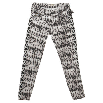 Isabel Marant for H&M Jeans with patterns