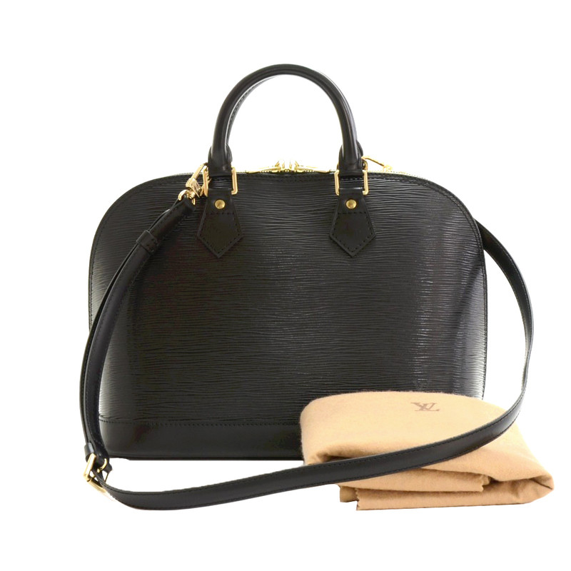 Louis Vuitton Leder : louis vuitton alma black epi leder hand tas koop ~ A.2002-acura-tl-radio.info Haus und Dekorationen