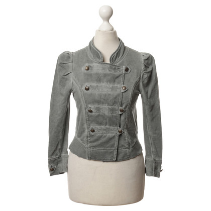 Drykorn Jacket with close application