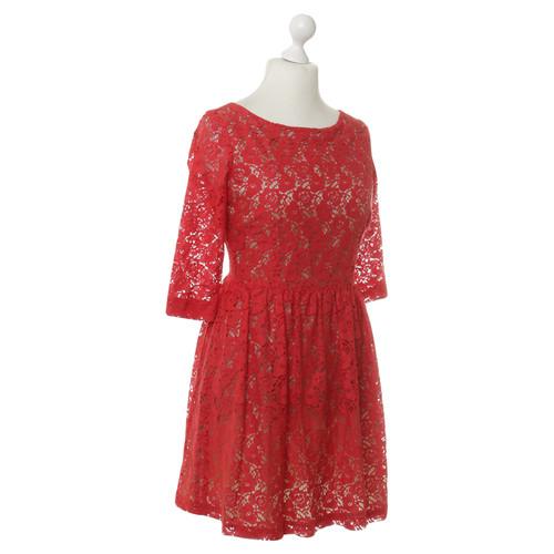 3c829979d6c7f4 Andere merkenHelene Berman - jurk in kant- - Second-handAndere ...