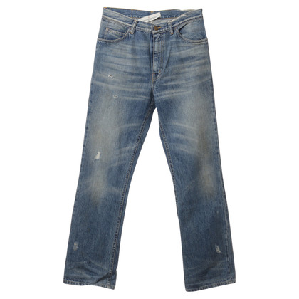 Golden Goose Jeans im Used-Look
