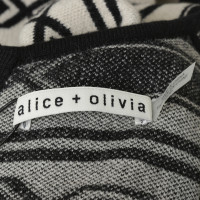Alice + Olivia Pattern dress