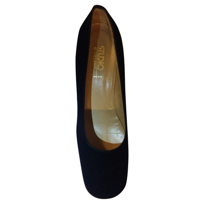 Pollini Black Pumps