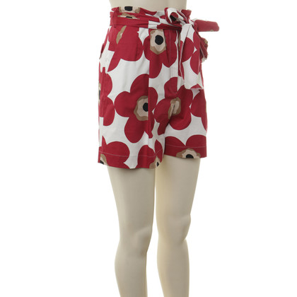 Dolce & Gabbana Pantaloncini con motivo floreale