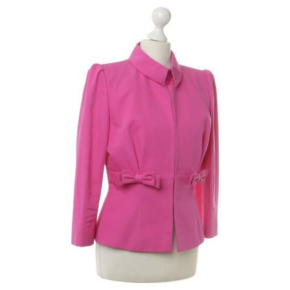Blumarine Jacke in Pink