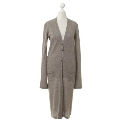 UMA cachemire Knitted coat in cashmere