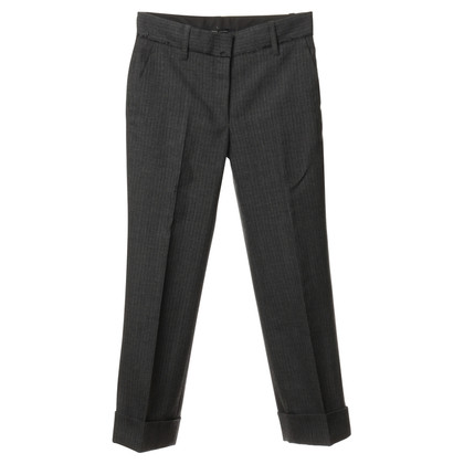 Marc Jacobs Trousers with pinstripes