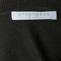 Strenesse Blue top with cashmere and silk