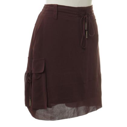 Bally skirt in Bordeaux
