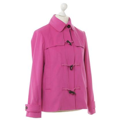 Gant Jacke in Pink