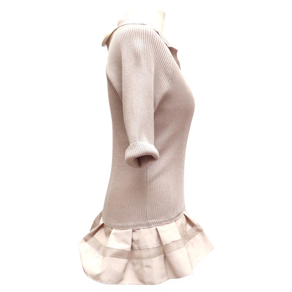 Christian Dior Cardigan with peplum