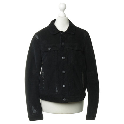 Zadig & Voltaire Cordjacke in dark blue