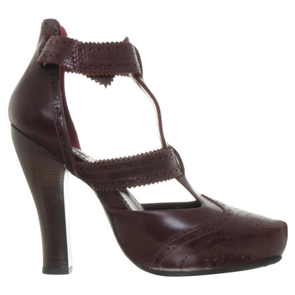 Marc Jacobs Plateau-Pumps in Bordeaux