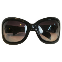 christian dior sonnenbrille in schwarz second hand christian dior sonnenbrille in schwarz. Black Bedroom Furniture Sets. Home Design Ideas
