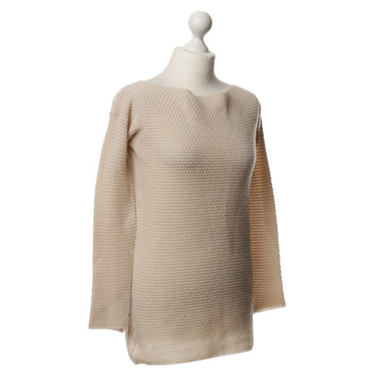 Bruno Manetti Pullover in Creme