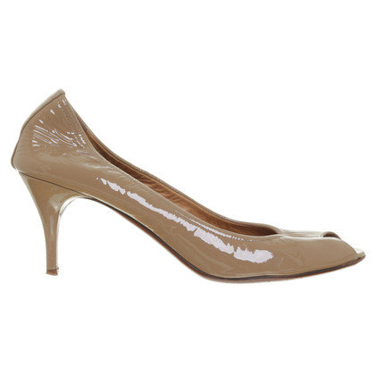 Lanvin Peep-toes in patent leather