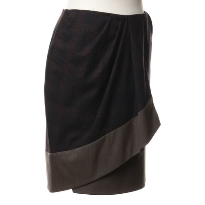 Etro skirt checkered