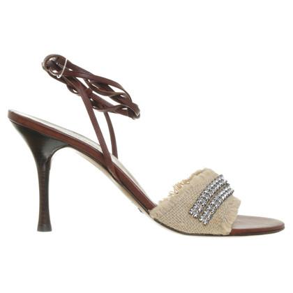 Dolce & Gabbana Sandals in Brown
