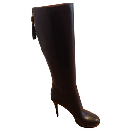 Gucci Plateau-Stiefel