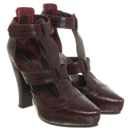 Marc Jacobs pumps altopiano a Bordeaux
