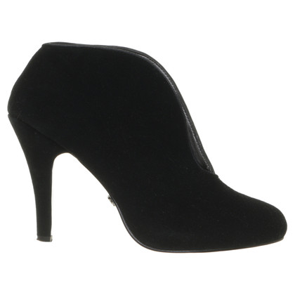 Armani Ankle Boots in Schwarz