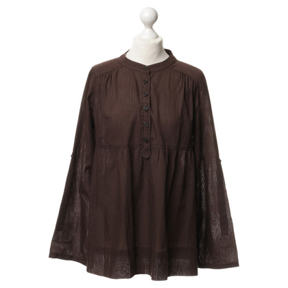 Michael Kors Blouse in dark brown