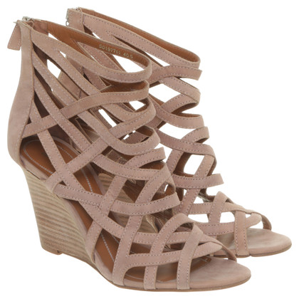 Hugo Boss Wedges im Riemchen-Design