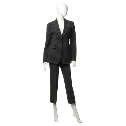 Dolce & Gabbana Broek pak met strepen