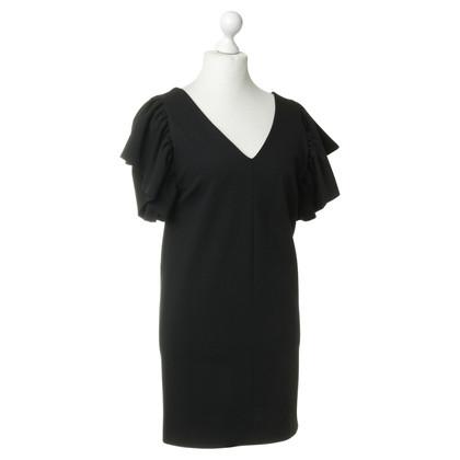 MSGM Kleid in Schwarz