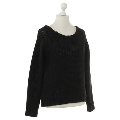 American Vintage Sweater in black