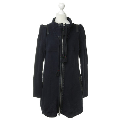 Marithé et Francois Girbaud Jacket in dark blue