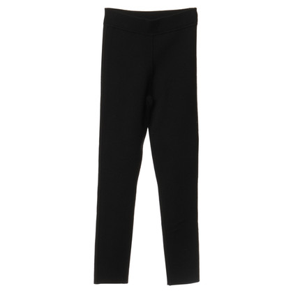 Michael Kors Knitted leggings in black