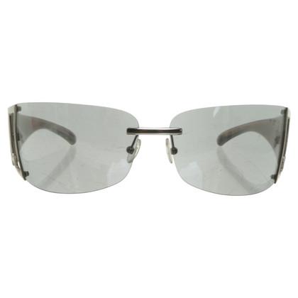 Missoni Sonnenbrille in Hellgrau