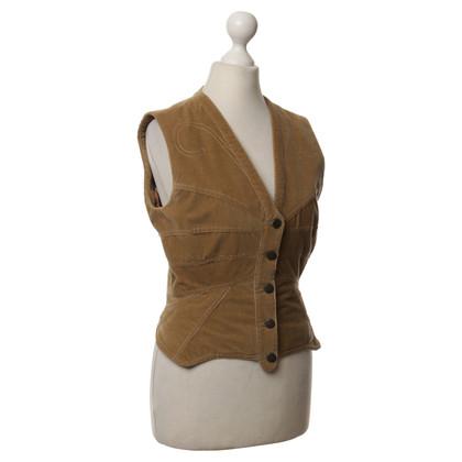 Dolce & Gabbana Corduroy vest