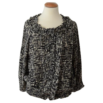 Joie Silk blouse with print