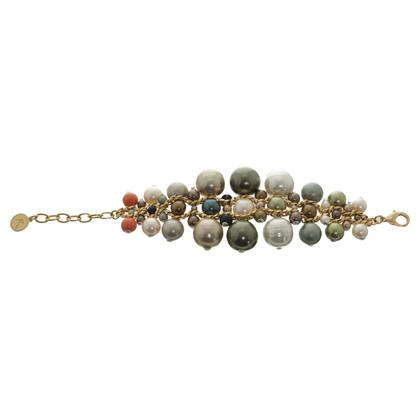 Andere Marke Reminiscence - Mehrfarbiges Perlenarmband