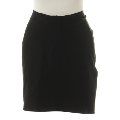 Lanvin for H&M skirt with flounces