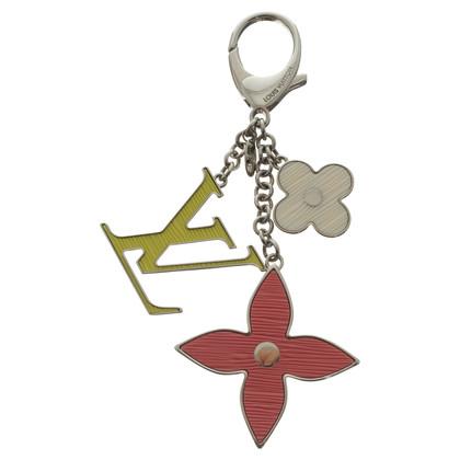 Louis Vuitton pendant label logo
