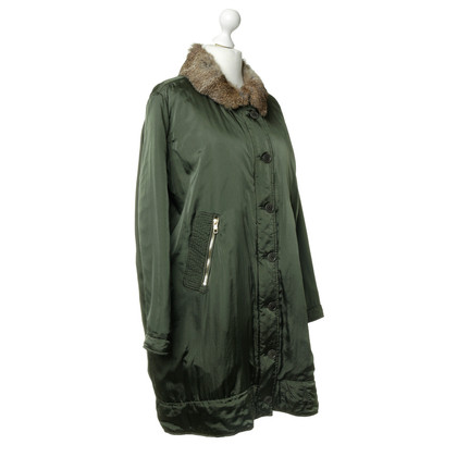 Closed Parka con collo in pelliccia