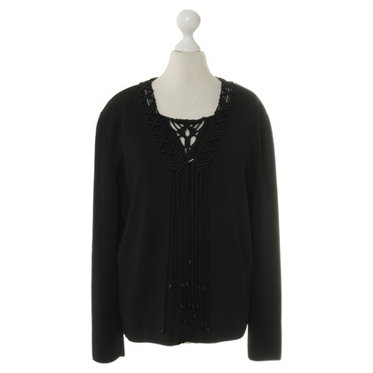 Escada Cardigan con top