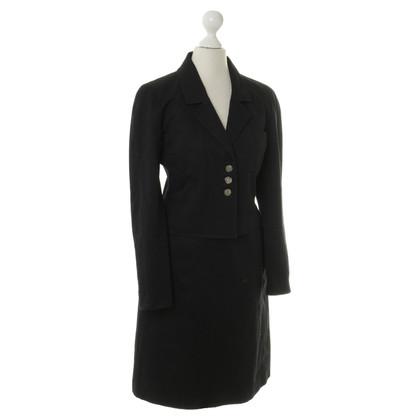 Chanel Kostüm in Schwarz
